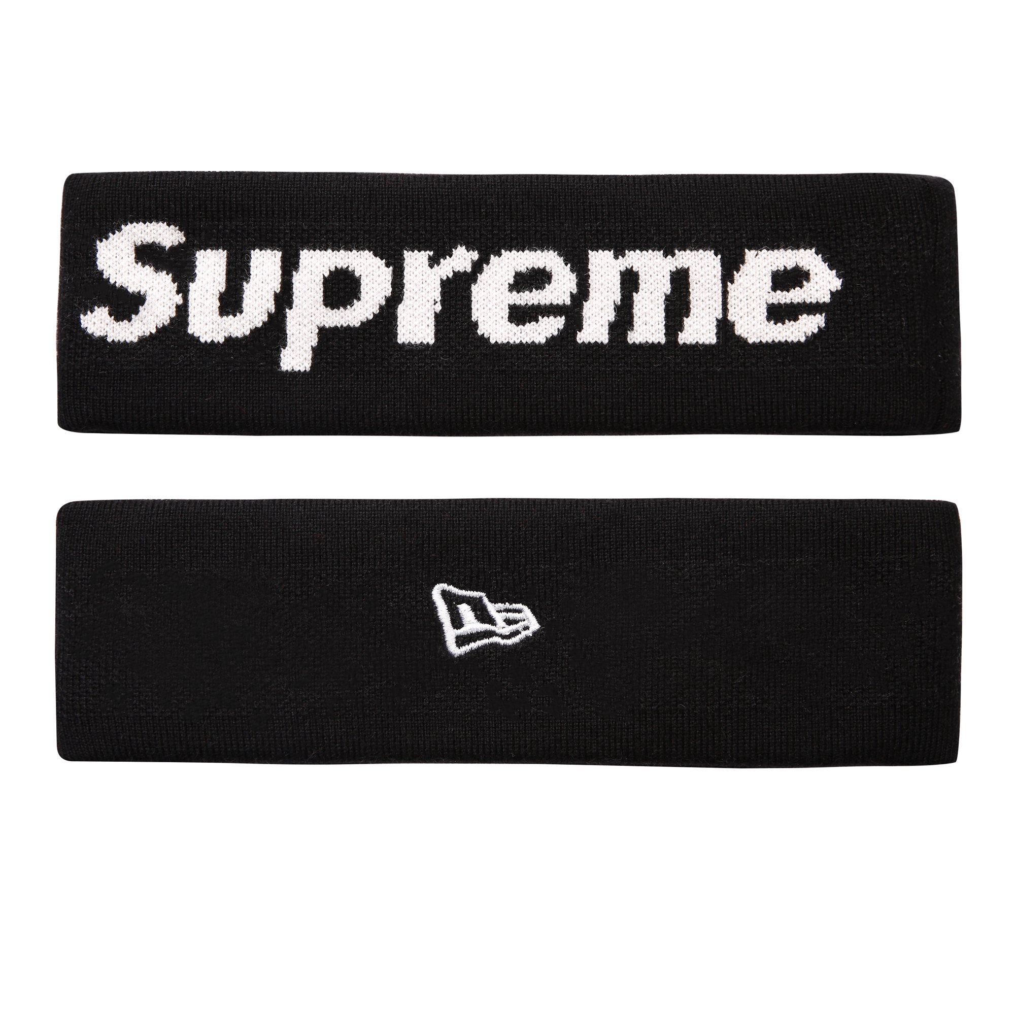 The Mass Sweatband Supreme Headband Perfect for Basketball, Running, Football, Tennis-Fits for Men and Women (Black)