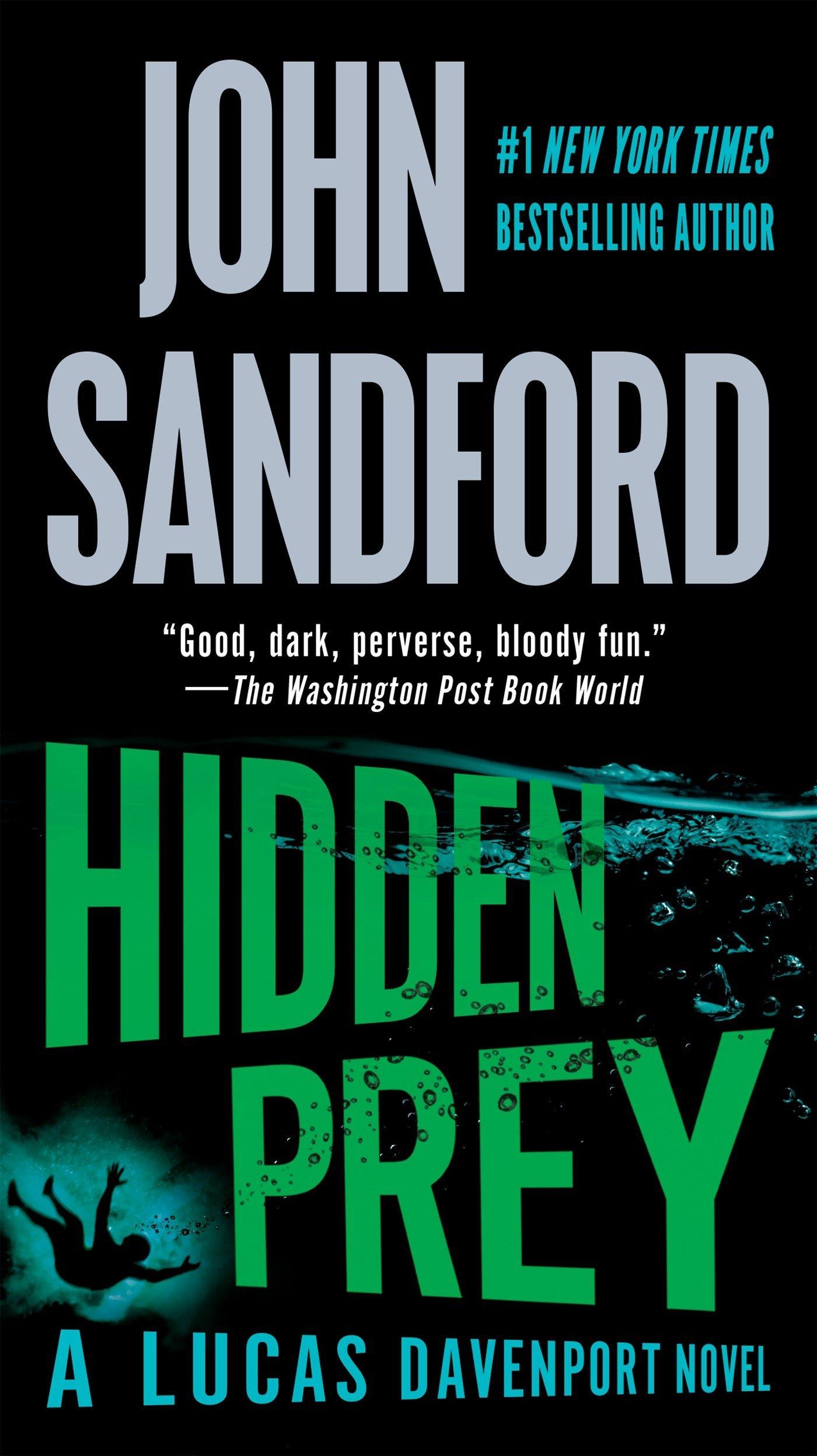 Amazon Hidden Prey 7804251996029 John Sandford Books