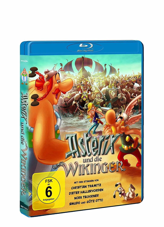 Asterix Und Die Wikinger Blu Ray Amazon De Stefan Fjeldmark