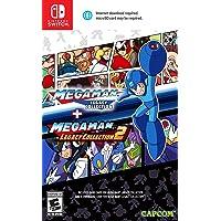 Mega Man: Legacy Collection 1+2 - HD Edition - Nintendo Switch