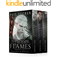 The Chronicles of the Black Gate: Books 1-3 (The Chronicles Boxset Book 1)