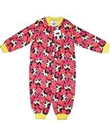 Onesies - Childrens Boys and Girls Long Sleeve Character Pyjamas Pjs Onesie- Age 3 - 10 years Spiderman Star Wars Angry Birds Superman Batman Skylanders