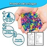 VIIVRIA Water Beads, 20 OZ (60,000 Beads) Kids