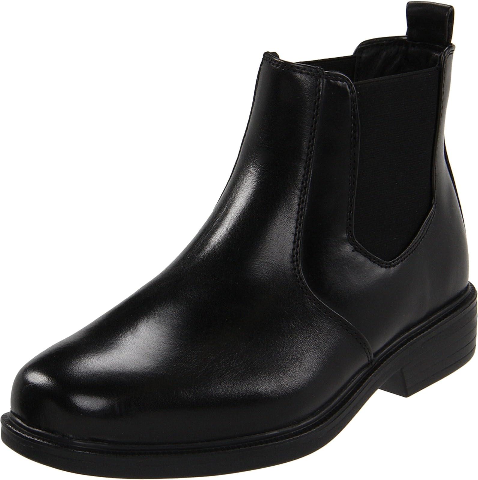 Giorgio Brutini Men's Chelsea Dress Boot Cormac Black - 1