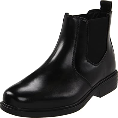 Giorgio Brutini Cormac Plain Toe Double Gore Boot Black 8 W