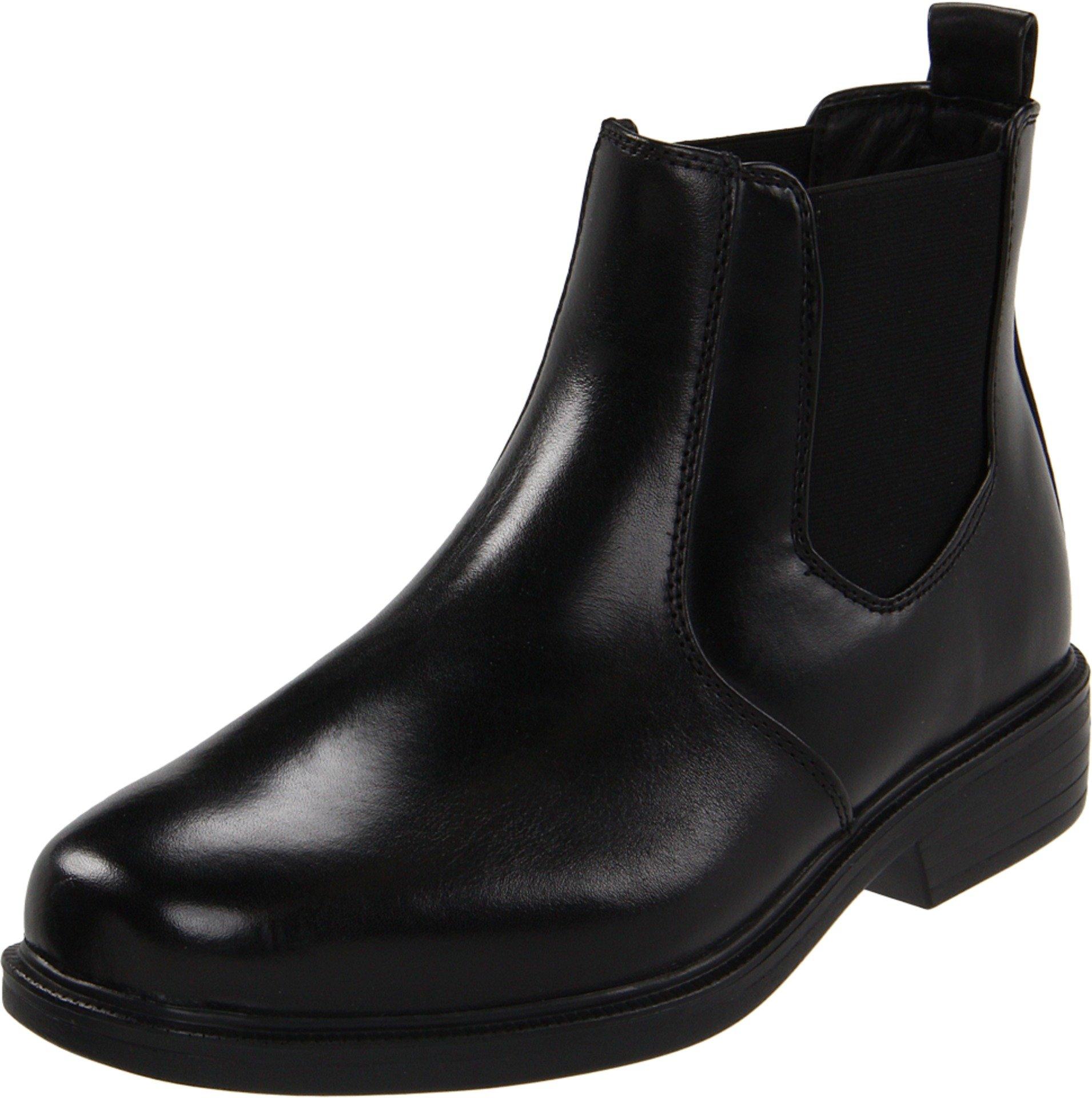 Giorgio Brutini Men's Plain Toe Ankle Boots,Black,7 W