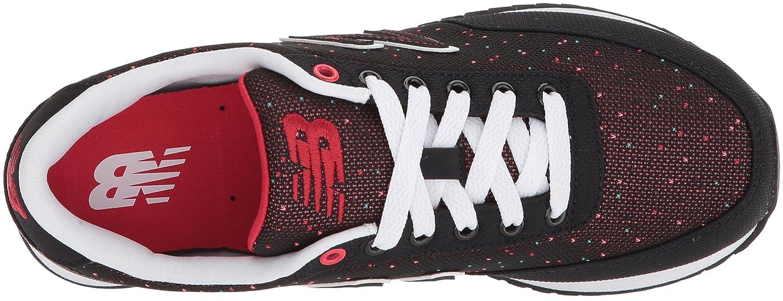 New Balance Women's 501v1 US|Black/Cerise Sneaker B06XX9GLDF 85 B US|Black/Cerise 501v1 875ee6