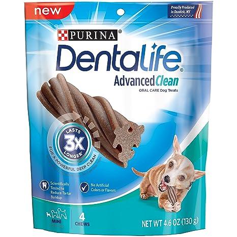 Amazon purina dentalife advanced clean oral care mini adult purina dentalife advanced clean oral care mini adult dog treats 6 46 oz publicscrutiny Image collections