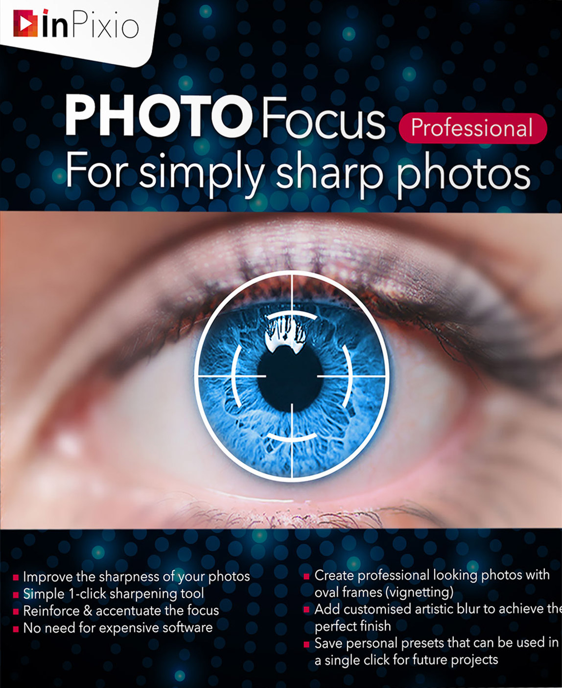 InPixio Photo Focus Professional [Download] by Avanquest