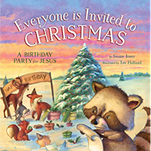 Everyone Is Invited to Christmas (Forest of Faith Books)