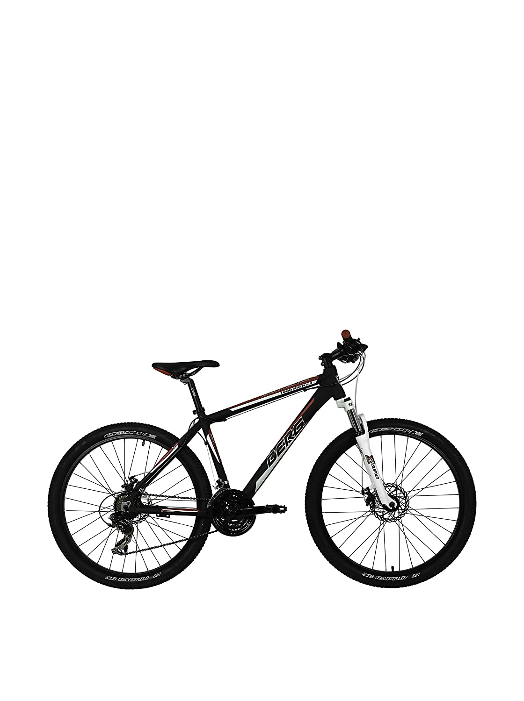 Berg Cycles Bicicleta Trailrock 1.3 Negro 15(S): Amazon.es ...