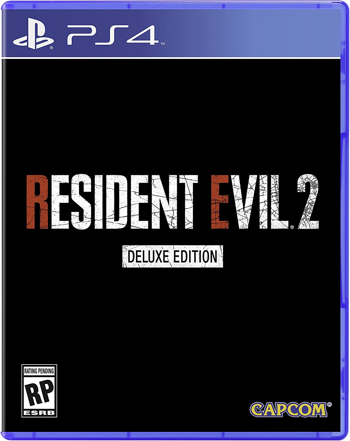 Amazon com: Resident Evil 2 Deluxe - PS4 [Digital Code
