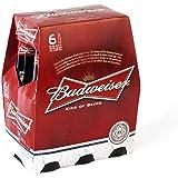 Budweiser - Cerveza 25cl, 5º, pack de 6 unidades
