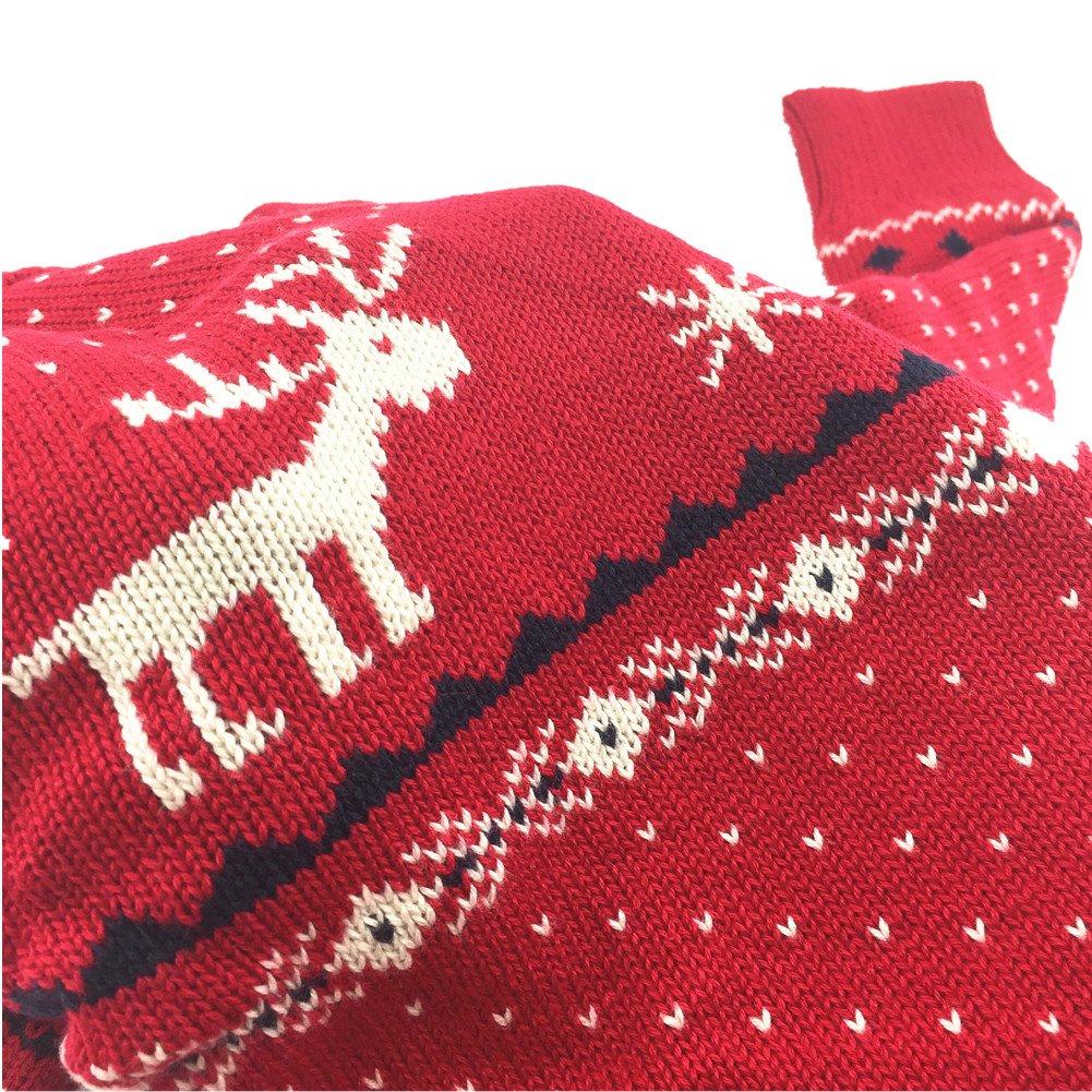Mullsan Childrens Fireplace Lovely Sweater Christmas Best Gift