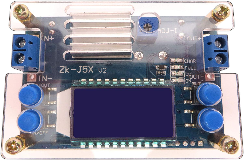Convertidor (DC a DC) estabilizador regulador de voltaje para lámparas LED, dispositivos, etc.