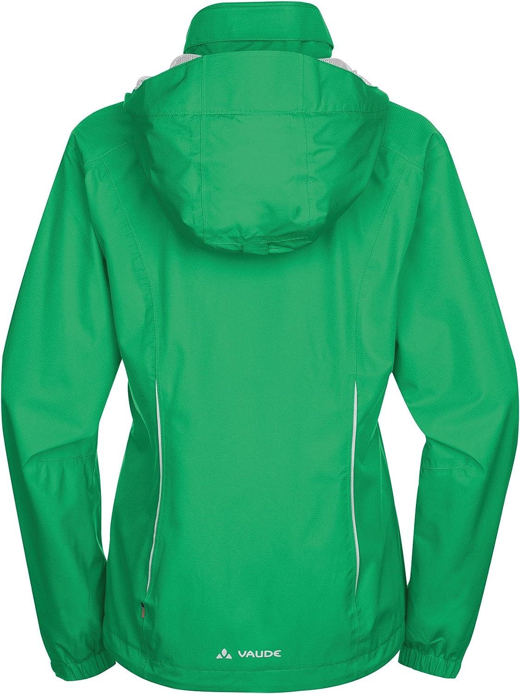 VAUDE Color Verde Chaleco para Mujer