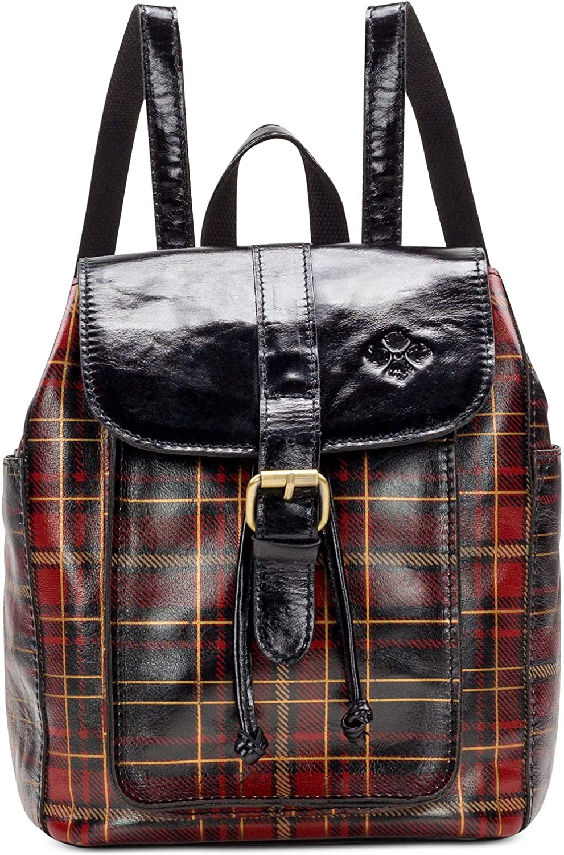 Patricia Nash Aberdeen Backpack Tartan One Size