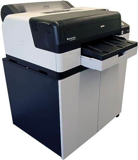 Epson Armario - Gabinete para Impresora (Piso, Negro, Blanco ...