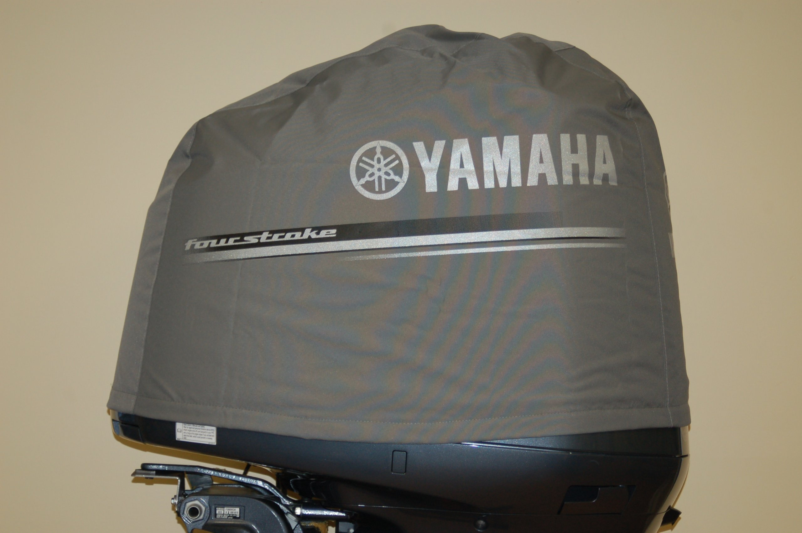 Deluxe Yamaha Outboard F200 and F225 Motor Cover by Yamaha