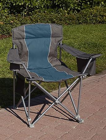 Amazon.com: 1,000-lb. Capacidad Heavy-Duty Portable Silla ...