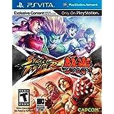 Street Fighter X Tekken - PlayStation Vita