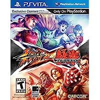 Street Fighter X Tekken Nla