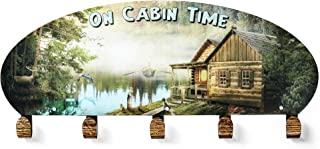 product image for Next Innovations 101411001-CABIN Cabin Metal Coat Rack