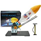 Water Rocket Launcher for Kids, Model Rocket Kits with Launch Set for Teens