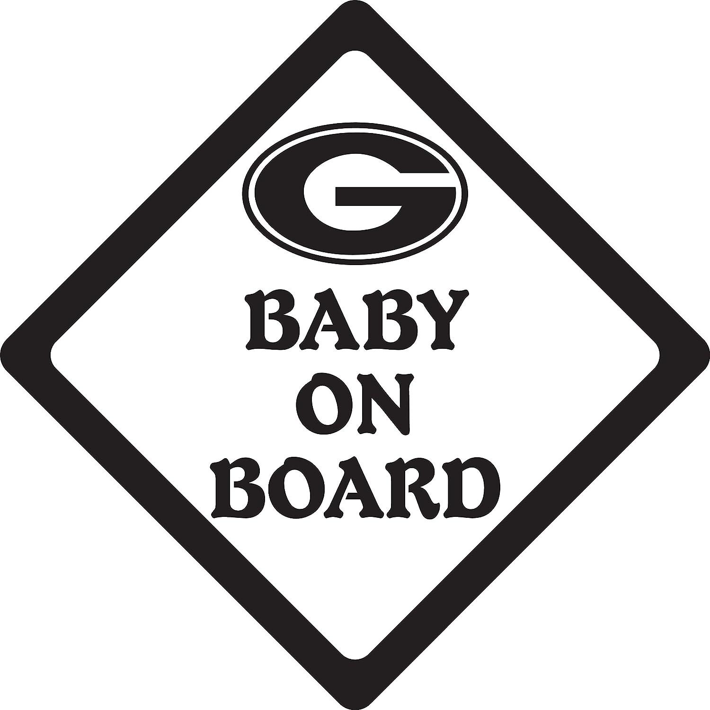 Georgia Baby Onボードデカール5