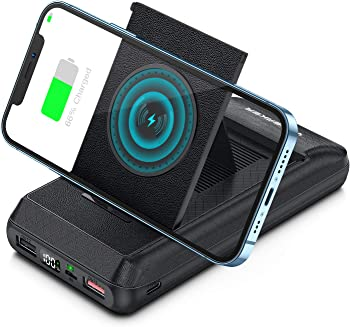 Yansaker 2000mAh Wireless Power Bank
