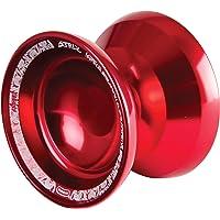 Duncan Toys Strix Yo-Yo [Red], Unresponsive Pro Level Yo-Yo, Concave Bearing