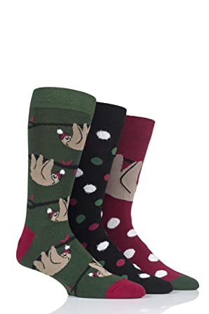 Ladies 3 Pair SockShop Wild Feet French Bulldog with Glasses Cotton Trainer Sock