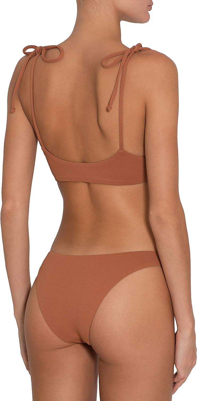 Eberjey Womens Ikat Stroke Bikini Bottoms