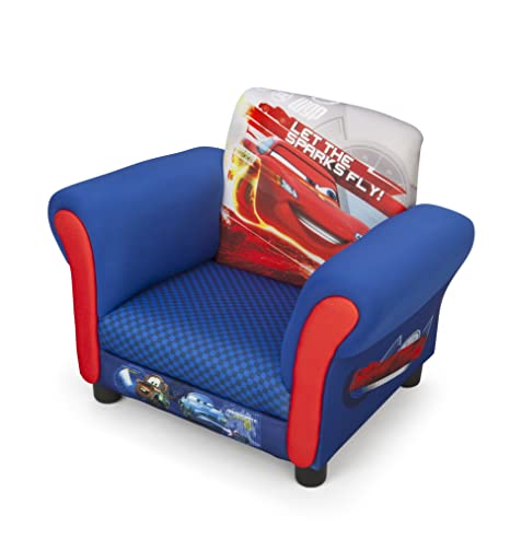 Disney Childrenu0027s Cars Upholstered Chair