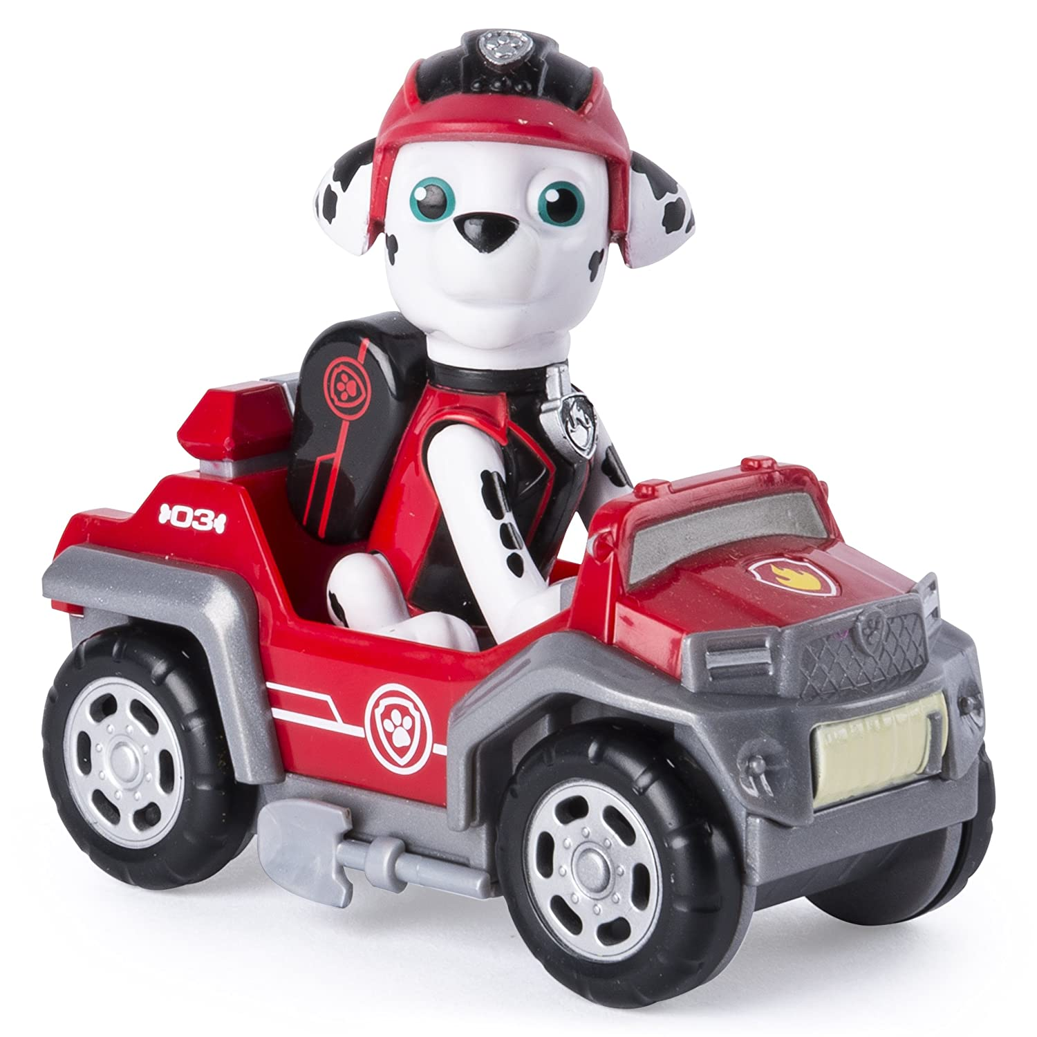 amazon com paw patrol mission paw marshall s rescue rover