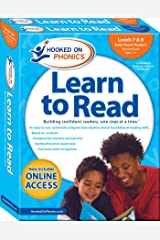 Hooked on Phonics Learn to Read - Levels 7&8 Complete: Early Fluent Readers (Second Grade | Ages 7-8) (Learn to Read Complete Sets)
