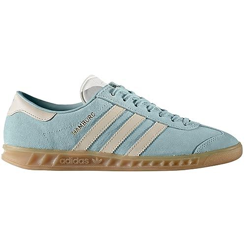Adidas Hamburg. Scarpe Donna. Sneaker. Loe -Top. Vari Colori (37