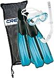 Cressi Unisex Tauchset Rondinella Bag