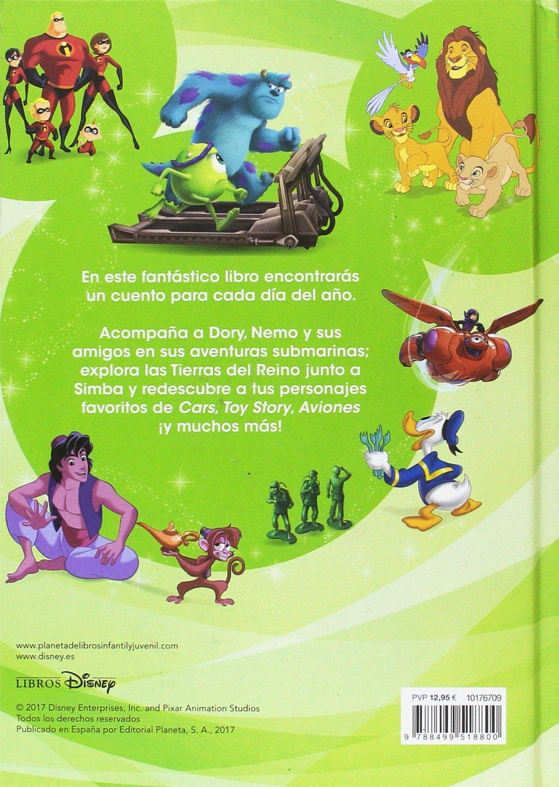 365 cuentos. Una historia para cada día 2 Disney. Otras propiedades: Amazon. de: Disney, Editorial Planeta S. A.: Fremdsprachige Bücher