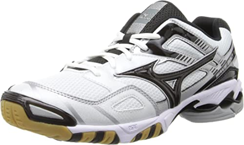 mizuno womens volleyball shoes size 8 x 3 foot wide and man