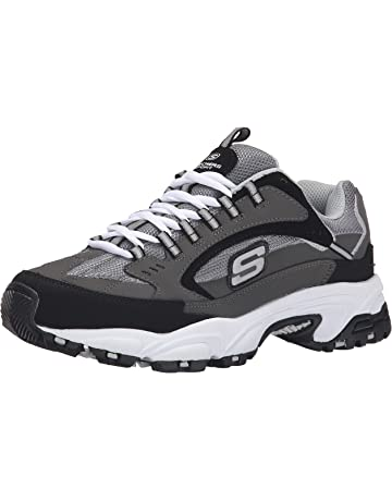 5d8b992869151 Skechers Sport Men s Stamina Nuovo Cutback Lace-Up Sneaker