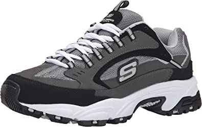 Skechers Go Walk 3 Charge, Baskets Basses Homme: Skechers