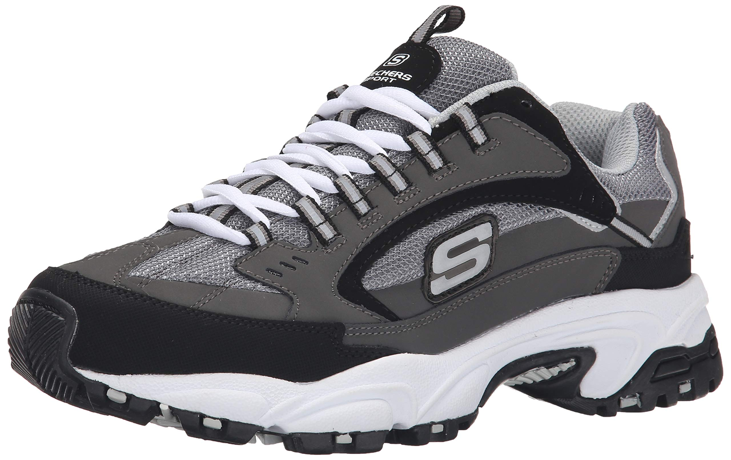 size 40 fc8ae 420a0 Skechers Sport Men s Stamina Nuovo Lace-Up Sneaker