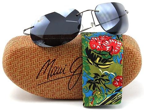 Maui Jim Maui Jim KA'ANAPALI Silber (501-02) PSNXg