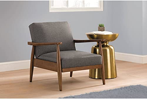 Better Homes and Gardens Mid-Century Chair Wood
