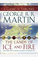The Lands of Ice and Fire (A Game of Thrones): Maps from King's Landing to Across the Narrow Sea (A Song of Ice and Fire) Poster