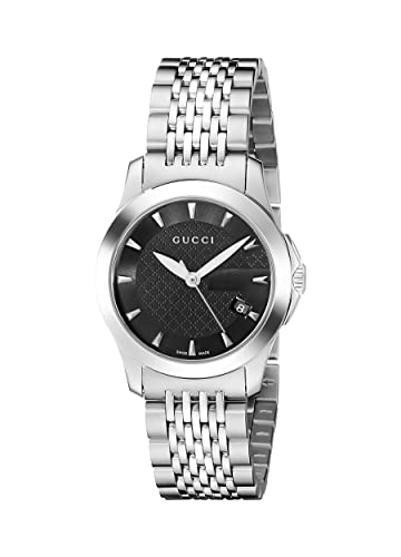 450f3b24ecb Buy Gucci Gucci Timeless Women s Watch(Model YA126502) Online at Low Prices  in India - Amazon.in