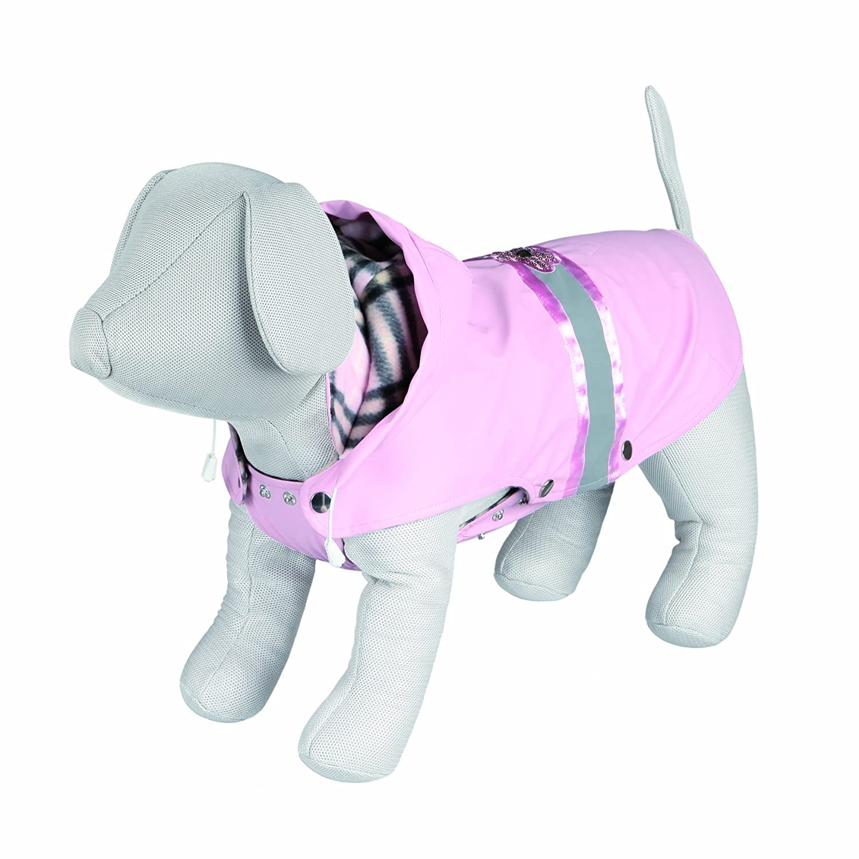(21 cm) Trixie Como Coat, 21 cm, Pink