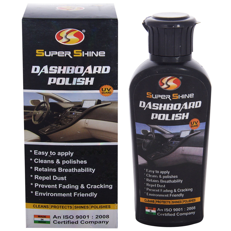 Super Shine Dashboard And Polish 125 G Amazon In Car Motorbike