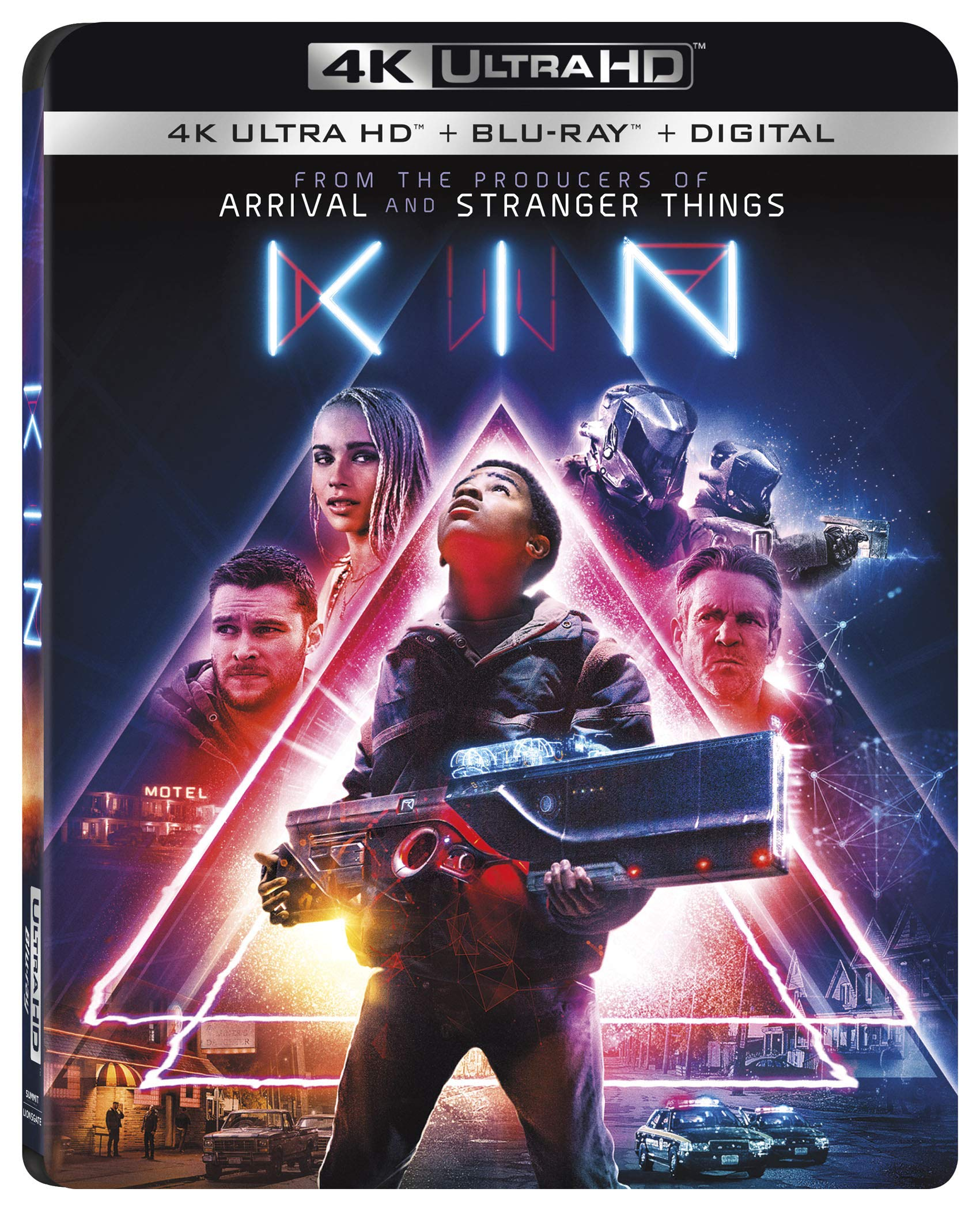 4K Blu-ray : Kin (With Blu-ray, 4K Mastering, Digital Copy, 2 Pack)